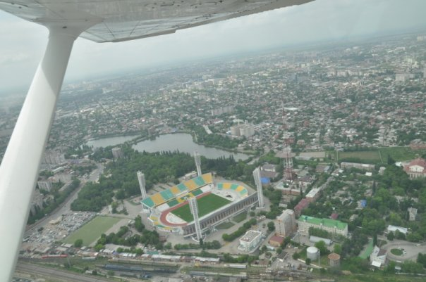 "Фото стадиона ""Кубань"" ФК"